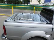 Продам алюминиевую крышку багажника для автомобиля класса ПИКАП.