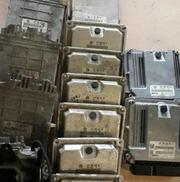 Блок управления двигателем VW Tранспортер T4,  T5,  T6,  LT,  Кадди,  Крафт