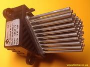 Ёжик печки БМВ,  резистор BMW е39,  е46,  Х5,  X3,  e83- Valeo! Выходной каскад вентилятора печки. Гарантия!