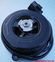 Вентилятор кондиционера (моторчик) на BMW Х5 (Е53), е39, е38.